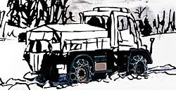 Snehové reťaze pre úžitkové vozidlá